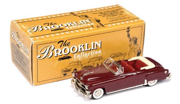 Brooklin Models No.BRK79 1951 Chrysler Imperial