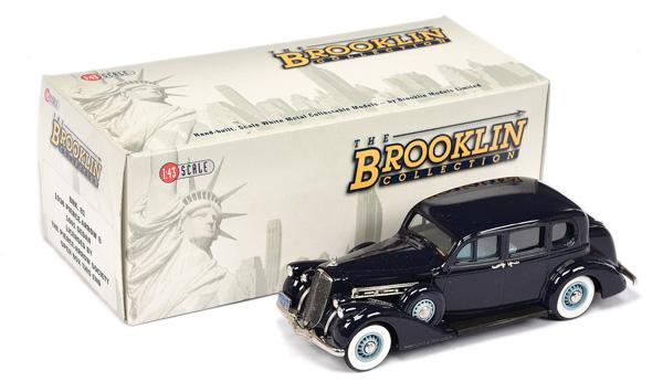 Brooklin Models No.BRK81 1936 Pierce Arrow