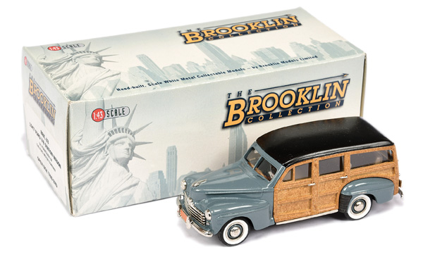 Brooklin Models No.BRK83 1947 Station Wagon
