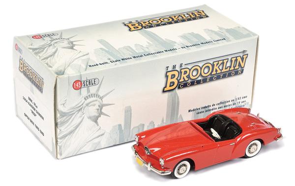 Brooklin Models No.BRK91A 1954 Kaiser Darrin