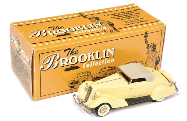 Brooklin Models No.BRK93 1934 Studebaker