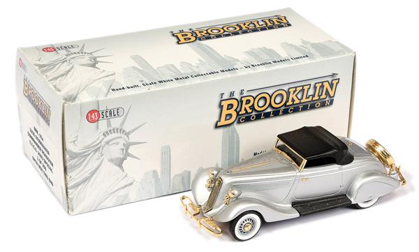 Brooklin Models No.BRK93X 1935 Studebaker