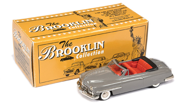 Brooklin Models No.BRK94 1949 Lincoln