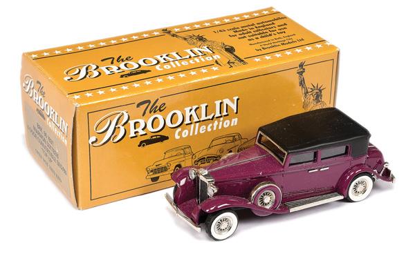 Brooklin Models No.BRK96 1931 Marmon Sixteen