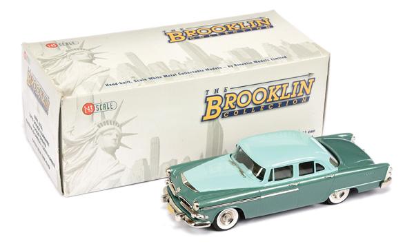 Brooklin Models No.BRK97A Dodge Coronet Sedan