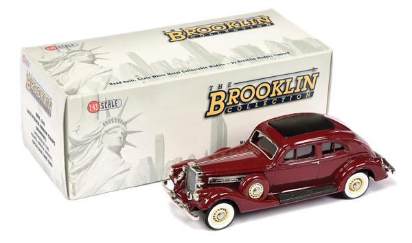 Brooklin Models No.BRK100 1935 Pierce Arrow