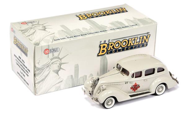 Brooklin Models No.BRK102X 1936 Hudson Sedan