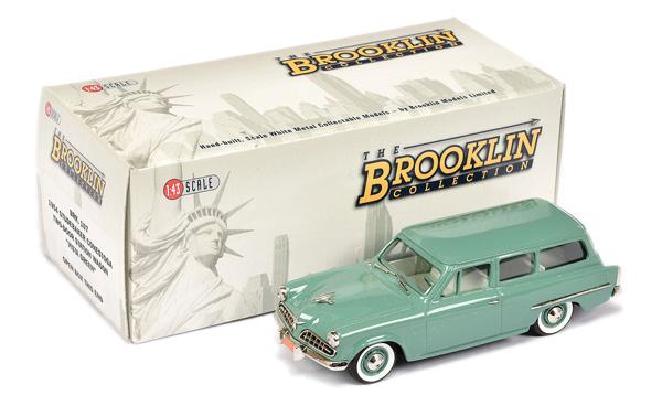 Brooklin Models No.BRK107 1954 Studebaker