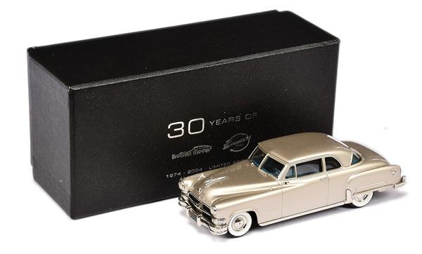 Brooklin Models No.BRK110X 1952 Chrysler