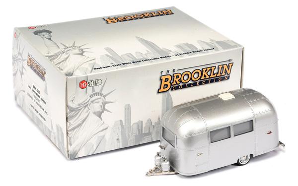 Brooklin Models No.BRK115 1961 Airstream Bambi