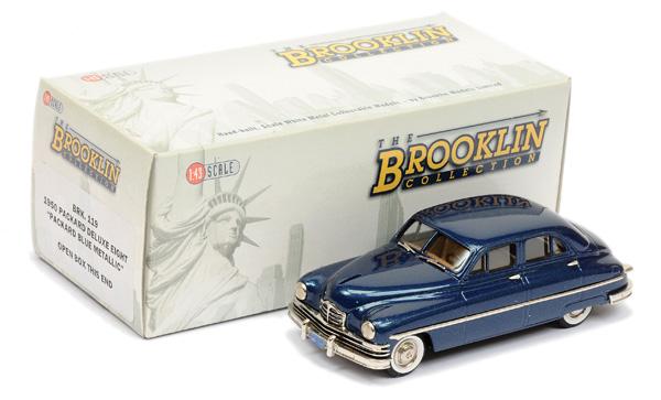 Brooklin Models No.BRK119 1950 Packard Deluxe