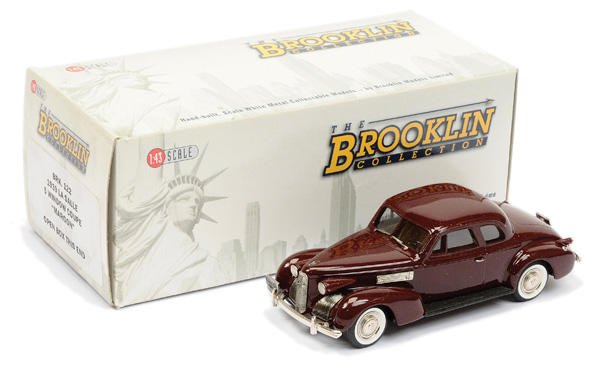 Brooklin Models No.BRK122 1939 La Salle