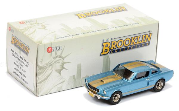 Brooklin Models No.BRK124X (BRKFS09) 1966 Ford