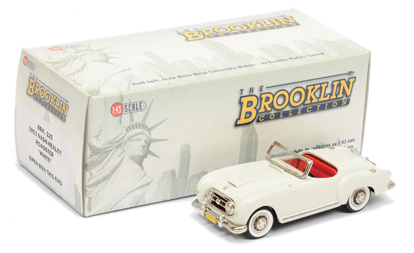 Brooklin Models No.BRK125 1953 Nash-Healey
