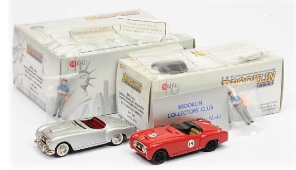 PAIR inc Brooklin Models No.BRK125X 1953