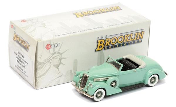 Brooklin Models No.BRK126 1936 Pierce Arrow