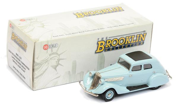 Brooklin Models No.BRK127 1934 Studebaker