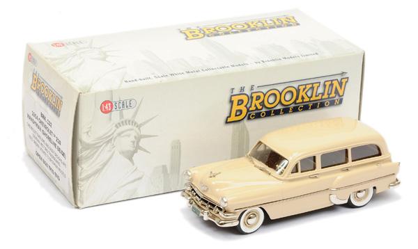 Brooklin Models No.BRK132 1954 Chevrolet