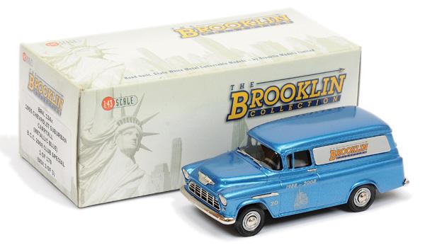 Brooklin Models No.BRK134X 1955 Chevrolet