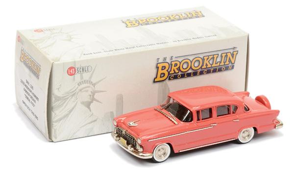 Brooklin Models No.BRK135 1955 Hudson Hornet