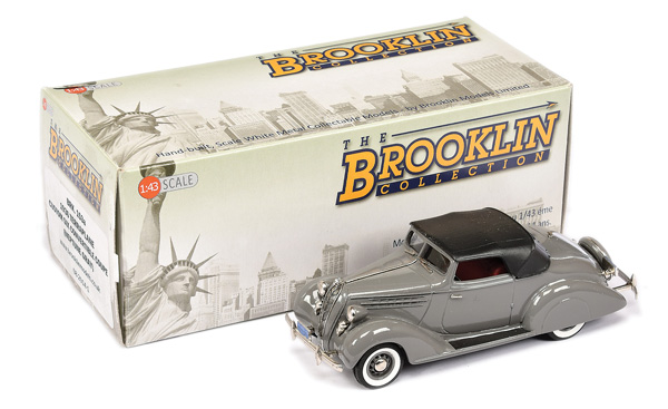 Brooklin Models No.BRK153A 1936 Terraplane