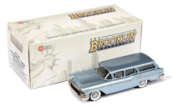 Brooklin Models No.BRK154 1958 Chevrolet Yeoman