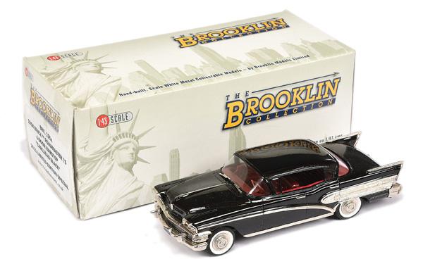 Brooklin Models No.BRK155X 1958 Roadmaster