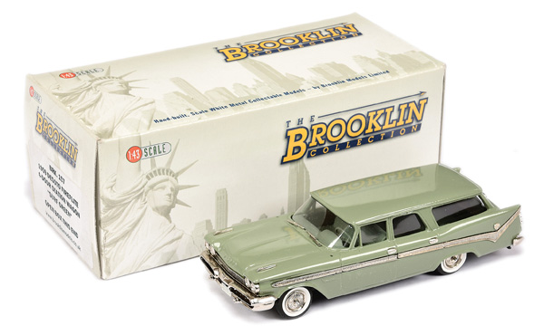 Brooklin Models No.BRK157 1959 Desoto Fireflite