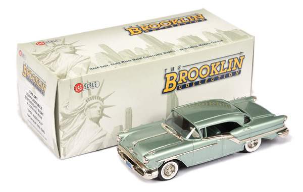 Brooklin Models No.BRK163 1957 Oldsmobile