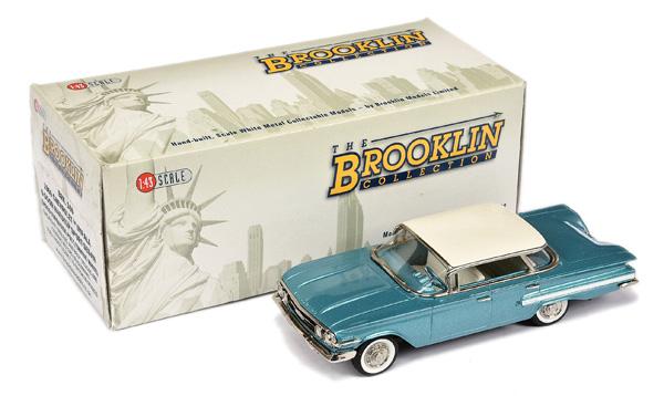 Brooklin Models No.BRK166 1960 Chevrolet Impala