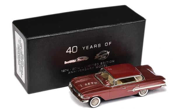 Brooklin Models No.BRK166X 1960 Impala
