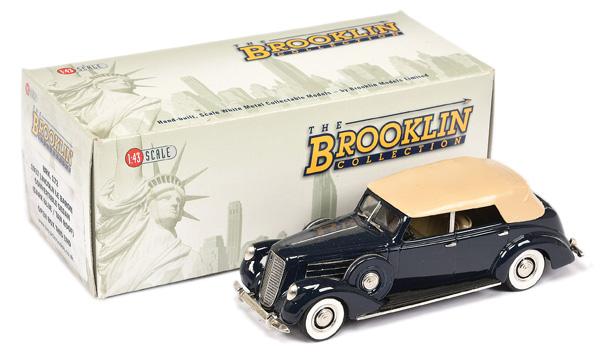 Brooklin Models No.BRK172 1937 Lincoln Le Baron