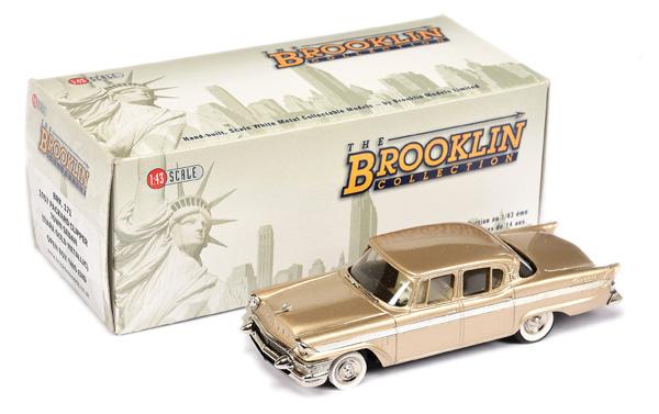 Brooklin Models No.BRK171 1957 Packard Clipper