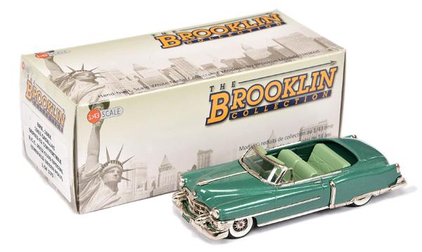 Brooklin Models No.BRK168X 1953 Cadillac Series