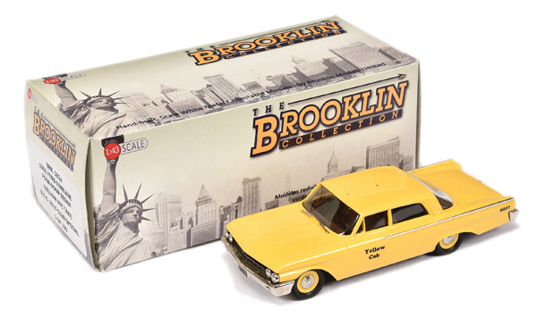 Brooklin Models No.BRK193X 1961 Ford Fairlane