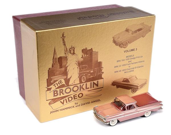 Brooklin Models