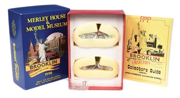 Brooklin Models Merley House & Model Museum Set