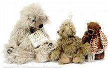 GRP inc 3 x Mohair Teddy Bears Deans Collectors