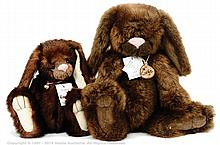 PAIR inc Kay Cee Bears, Rabbits Corfe LE of 100
