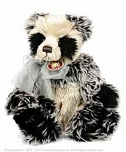 Charlie Bears Taylor Panda Bear, Near Mint