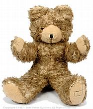 Wendy Boston plush Teddy Bear, British, 1960's