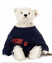Steiff Teddy G, made to commemorate Teddy