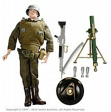 Palitoy vintage Action Man Support Weapons