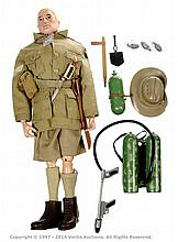 Palitoy vintage Action Man Australian Jungle