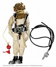 Palitoy vintage Action Man Deep Sea Diver