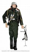 Palitoy vintage Action Man German Stormtrooper