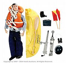 Palitoy vintage Action Man Navy Attack Sailor