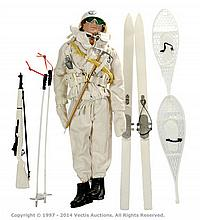 Palitoy vintage Action Man Ski Patrol/Mountain