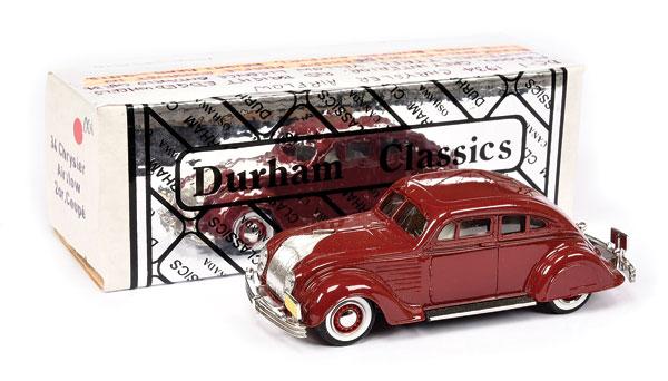 Durham Classics No.DC-1 1934 Chrysler Airflow