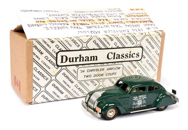 Durham Classics No.DC-1A 1934 Chrysler Airflow
